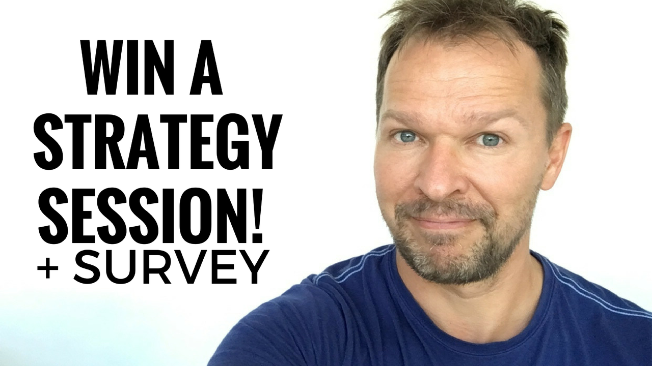 win a strategy session